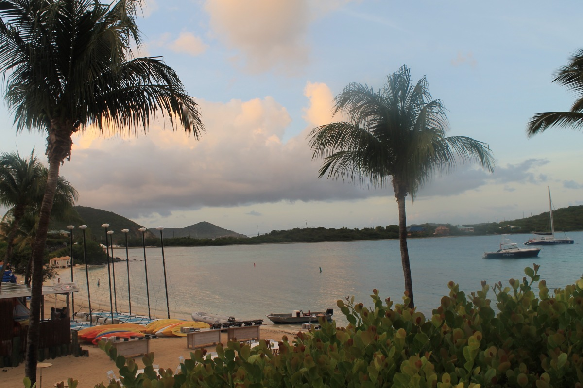 Travel diaries : St Thomas, Emerald of the Sea